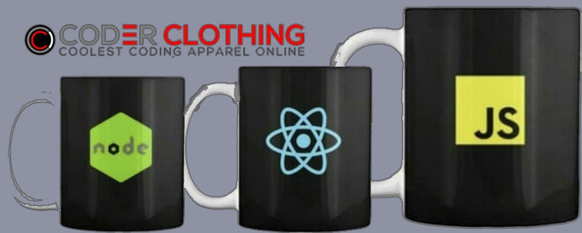 New Coder Mugs