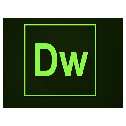 Adobe Dreamweaver Stickers