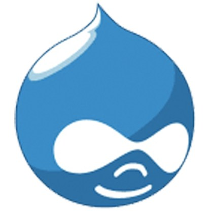 Drupal Icon Stickers