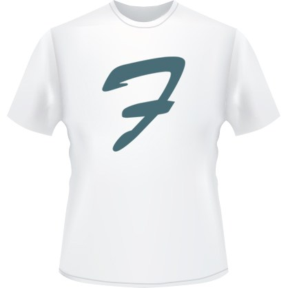 Final Web Design Icon T-Shirt (White)