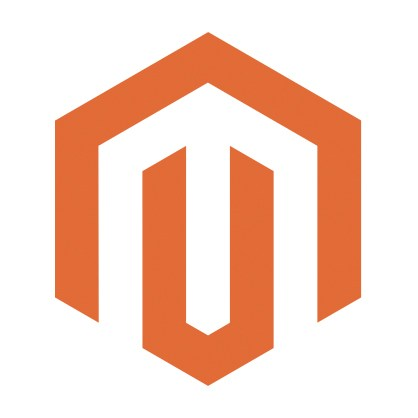 Magento Icon Stickers